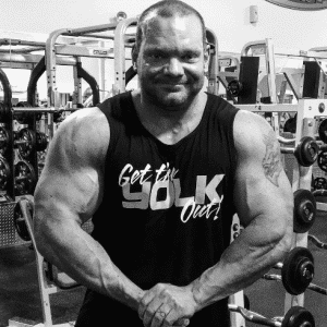 NPC Bodybuilder