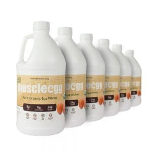 6 Half Gallons - Organic