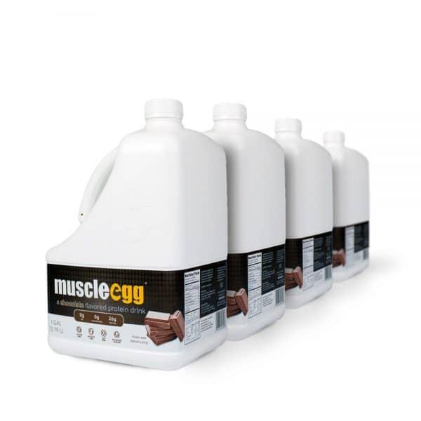 4 Gallons - Chocolate