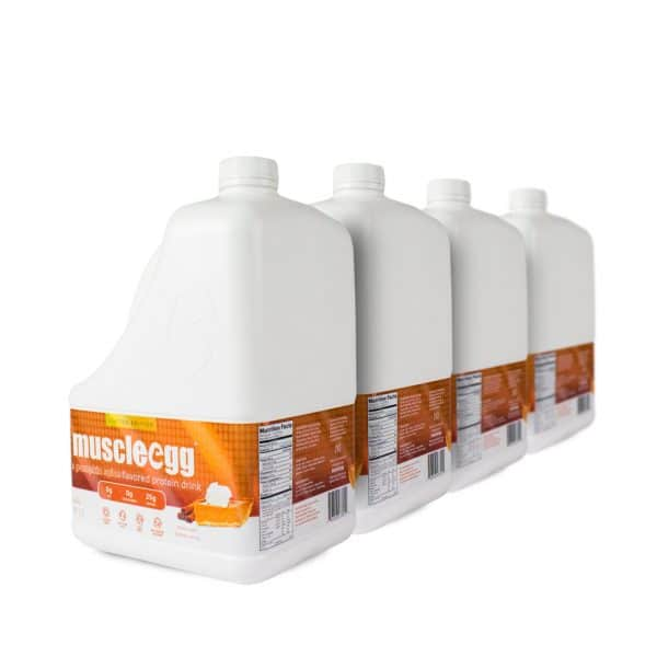 4 Gallons - Pumpkin Spice
