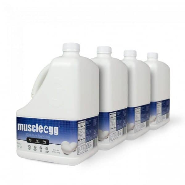 4 Gallons Original MuscleEgg