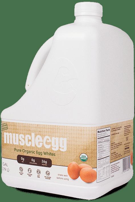 Gallon of Organic Egg Whites