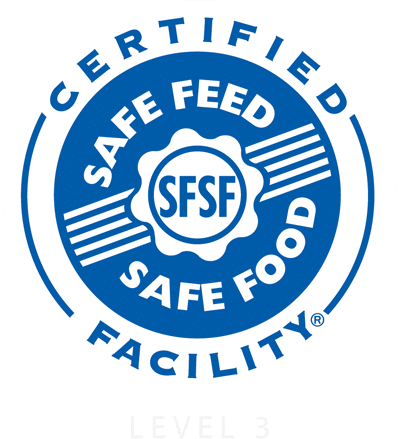 Safe Feed safe Feed level 3