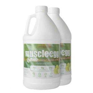 2 Half Gallons - Organic