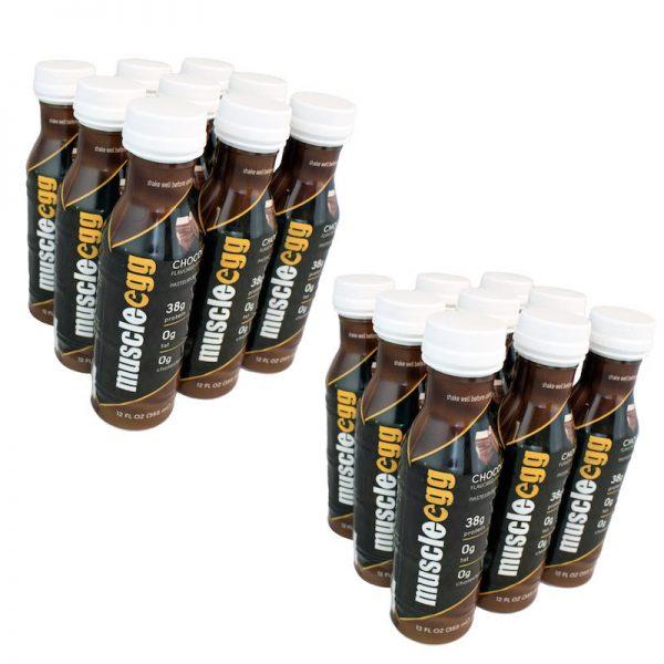 18 Single Serve Bottles – Chocolate