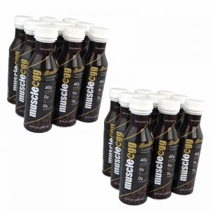 18 Single Serve Bottles – Chocolate Mocha