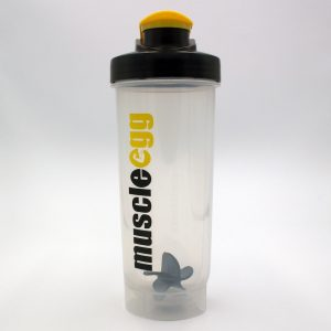 MuscleEgg Shaker Bottle
