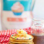 MuscleEgg Cake Batter Pancakes