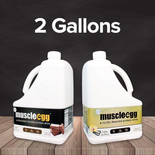 MuscleEgg Liquid 2 Gallons