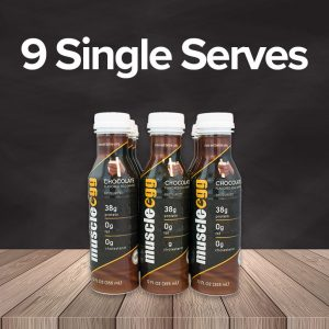 MuscleEgg Liquid 9 Single Serves