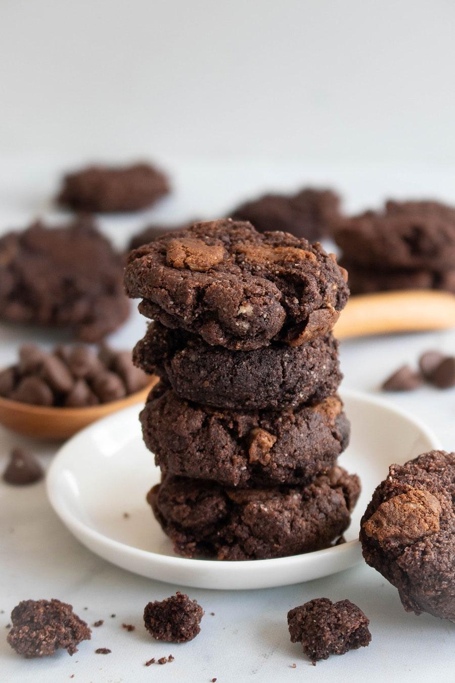 chocolate keto cookies