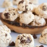 Chocolate Chip Cookie Dough Fat Bombs