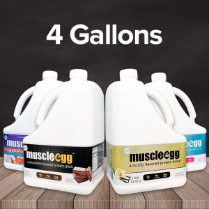 Autoship MuscleEgg Liquid 4 Gallons