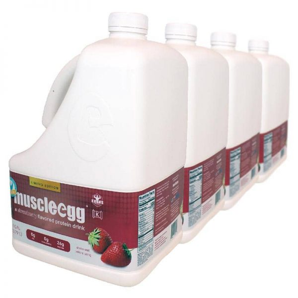 4 Gallons - Strawberry
